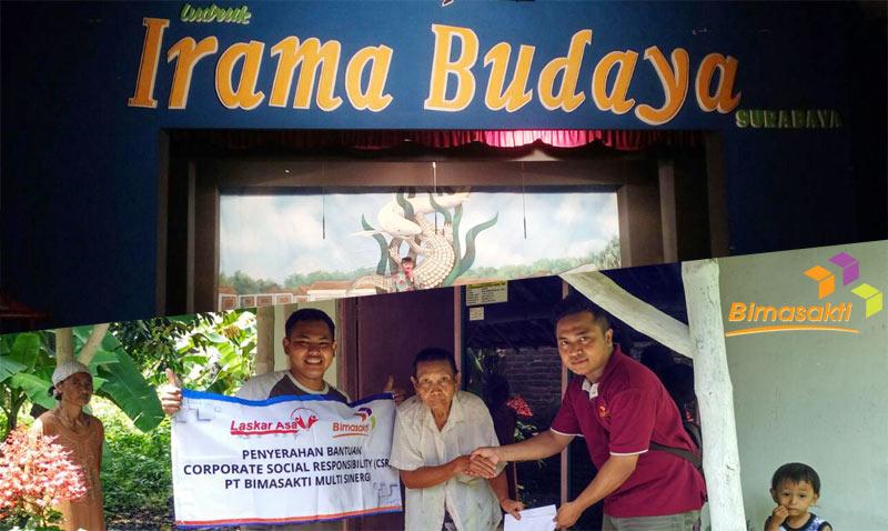 BIMASAKTI BAGI CSR SOCIAL DAN BUDAYA DI JAWA TIMUR