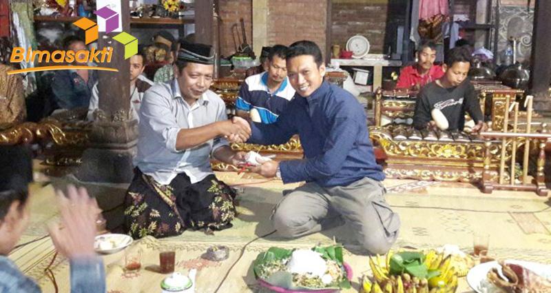 Dukung Kesenian Tradisional, Bimasakti Sumbangkan Gamelan ke Imogiri