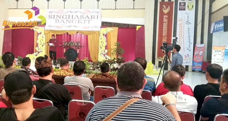 """Bimasakti Jadi Sponsor Pameran Pusaka Nusantara """"Singhasari Bangkit"""""""