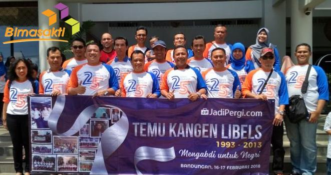 JadiPergi.com Ajak Nostalgia Alumni Libels di Semarang