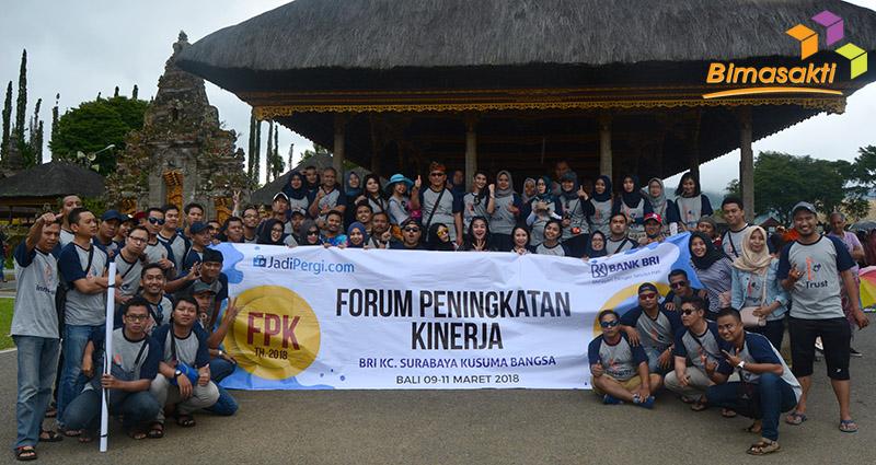 BRI Have Fun ke Bali Bersama JadiPergi