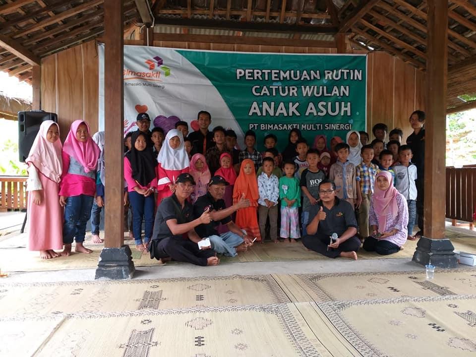 Bimasakti Berbagi Untuk Indonesia