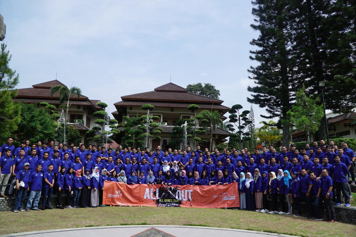 Annual Gathering Bimasakti 2018