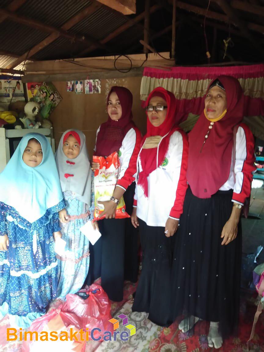 Santunan Anak Yatim dan Dhuafa Bimasakticare Bersama Mitra Fastpay di Kotawaringin Timur, Kalimantan Tengah