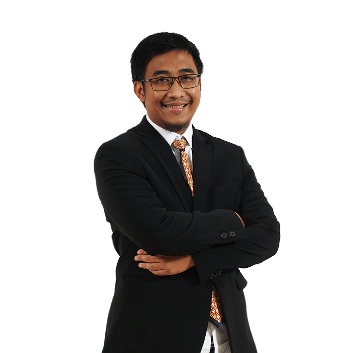 Chief Technology Officer Ahmad Mirza Alif Syahrial