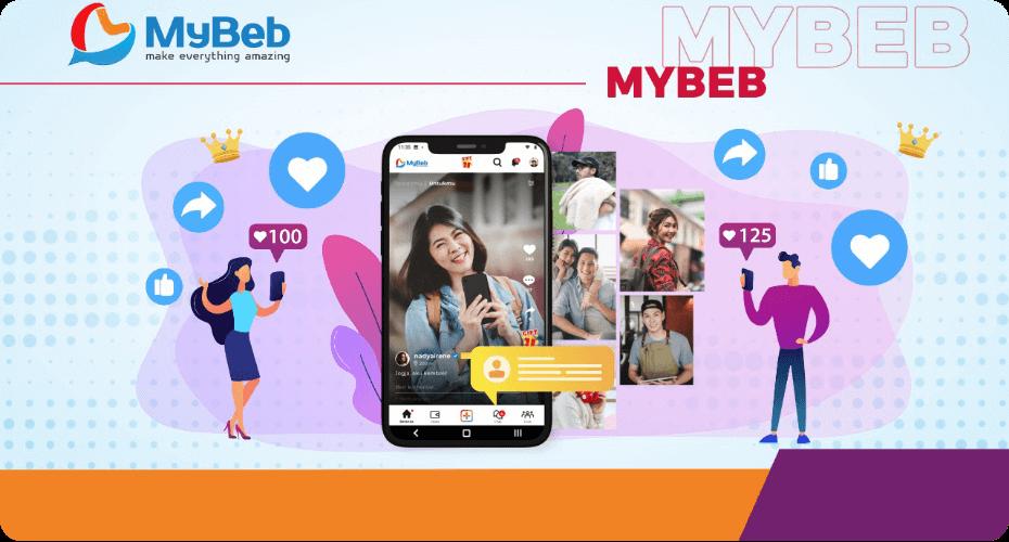 MyBeb: Aplikasi Media Sosial, Alat Pembayaran dan Pesan Alternatif yang Keren